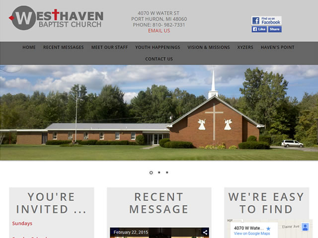 Westhaven Baptist Church